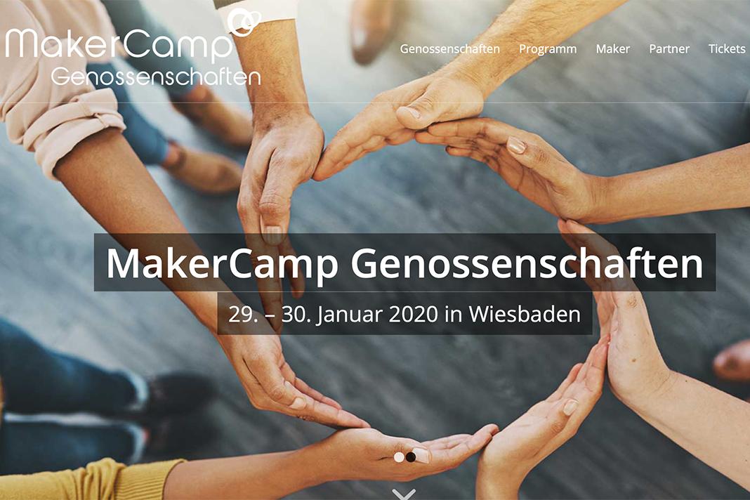 MakerCamp Genossenschaften