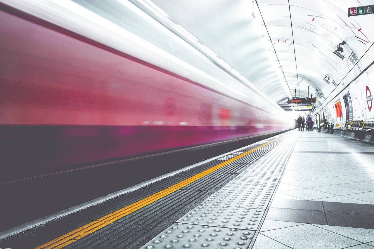 Metro Subway Train Station  - Free-Photos / Pixabay