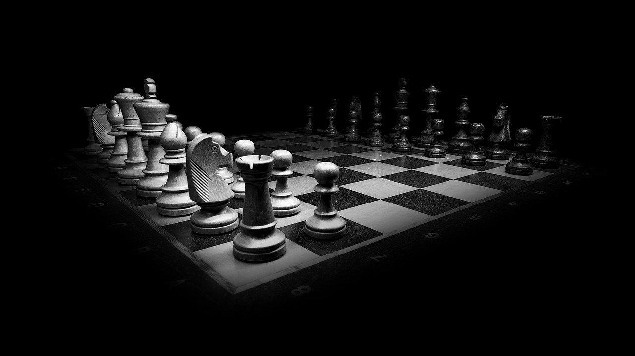 Chess Chess Pieces Chess Board  - FelixMittermeier / Pixabay